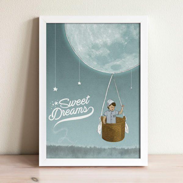 איור sweet dreams
