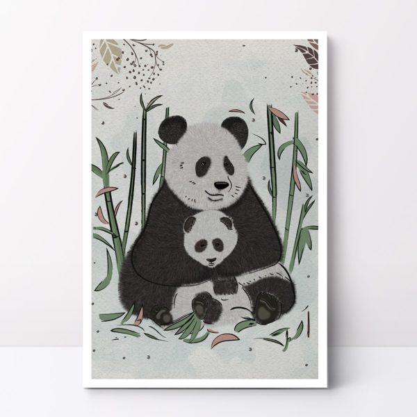 Kids room decor bears