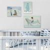 סט השלג לעיצוב חדרי ילדים
