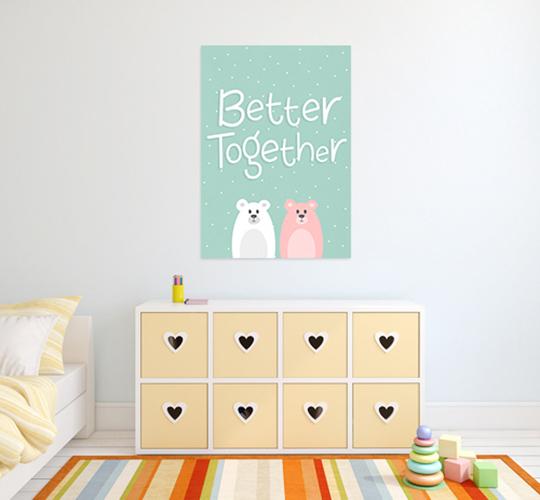 פוסטר better together
