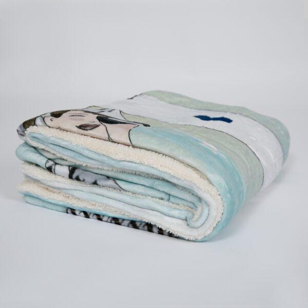 שמיכה מפנקת לילדים