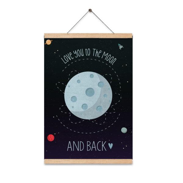 תמוונה חלל ירח