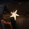 שרשרת נורות לד כוכבים